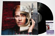 ANDREW MCMAHON SIGNED ZOMBIES ON BROADWAY LP VINYL RECORD THE WILDERNESS JSA COA