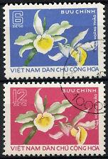 North Vietnam 1976 SG#N848-9 Lunar New Year Used #D2516