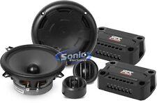 "MTX THUNDER51 90W RMS 5.25"" Thunder Series Component Car Stereo Speaker System"