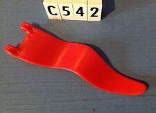 (C542) playmobil drapeau rouge ref 3150