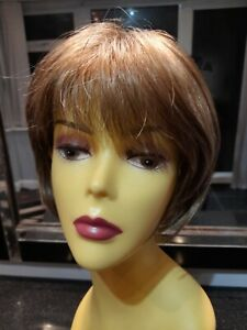 "Natural image wig ""ATTRACT PETITE G12 pecan mist."