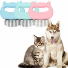 Cachorro Gato Pet Massagem Concha pente Banho E Tosa Depilação Rasqueadeira Escova de limpeza nos