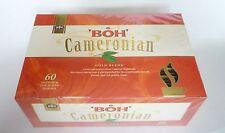 BOH Plantation Cameronian Gold Blend Tea 60 teabags Foil Sealed Malaysia Cameron