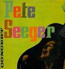 """PETE SEEGER songs of the USA LIVE CONCERT 12 """" LP (l7948)"""