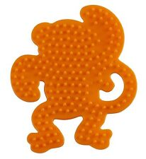 ~MONKEY *NEW* for 2007 PERLER Bead Pegboard Kid Craft