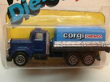 1983 CORGI METTOY JUNIORS #E177 CHEMCO TANK TRUCK MOC