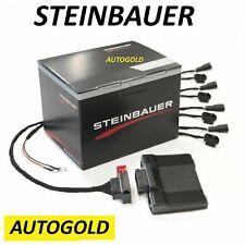 VW GOLF VII GTD 2.0 TDI 184 CV Steinbauer +36 CV Centralina Aggiuntiva Modulo