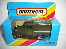 Matchbox 1-75 Diecast Vans