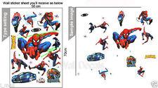Spiderman Unbranded Nursery Décor
