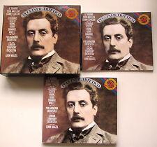 PUCCINI . IL TRITTICO . LORIN MAAZEL . SCOTTO, DOMINGO, WIXELL, COTRUBAS . 3 CD