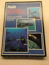 New listing Padi Open Water Diver Manual