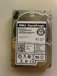 "DELL EqualLogic 300GB 10K SAS6 2.5"" 0W6J6V HDD Hard drive san"