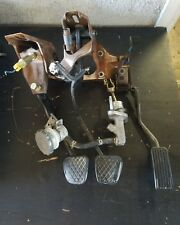 96-00 HONDA CIVIC EK CLUTCH PEDAL ASSEMBLY COMPLETE MASTER & RESVR 5 SPEED SWAP
