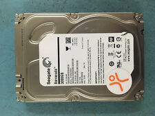 LOT DE 2 DISQUES SEAGATE Barracuda 3 To ST3000DM - GARANTI 30 JOURS