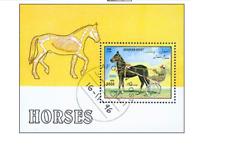 BLK00614 Horses block