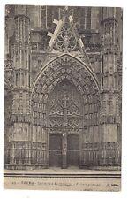 tours  cathédrale saint-gatien ,portail principal