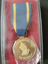 Singapore Airlines 35 Years Long Service Award Medal With Box