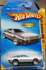 Hot Wheels 2010 New Models '81 Delorean DMC-12