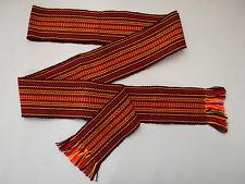 Ukrainian hand woven belt,  krayka. #28