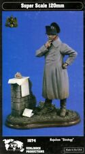 Verlinden Productions 120mm 1:16 Napoleon Strategy - Resin Figure Kit #1674