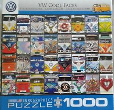 Eurographics Puzzle 1000 Piece VW Cool Faces