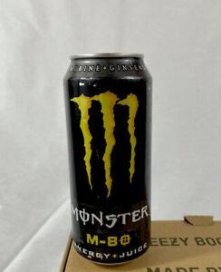 Monster energy M-80 (RARE)