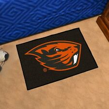 "Oregon State Beavers 19"" X 30"" Starter Area Rug Mat"