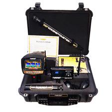 Mega Detection Mega Scan Pro 2020 - Professional Metal Detector for Gold