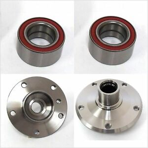 REAR  WHEEL HUB & BEARING BMW 318I-318IS FOR 1992-1998  LEFT & RIGHT (PAIR) NEW