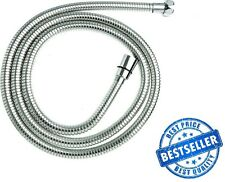 1.5M DURAHOSE Chrome Stainless Steel Shower Hose Triton Mira Grohe Replacement