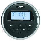 Marine Audio MA100 Compact Marine Waterproof Stereo w/ Bluetooth & USB Inputs