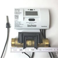 Wärmezähler Wärmemengenzähler Techem Kamstrup MULTICAL 302 Qn 2,5 130 mm TF 5,2