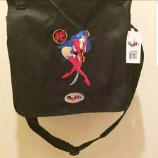 Mythwear Shi Anime Comic Messenger Satchel  Bag NWT