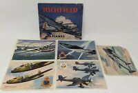 "Vintage 1941 ""Richfield Airplanes"" Book of WWII Color Cards"