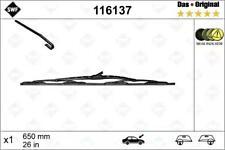"SWF Front Wiper Blade 650 mm 26"" Fits CITROEN FIAT FORD PEUGEOT RENAULT 6426CK"
