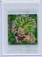 DRAGONBALL WAFER STICKER SEAL JAPANESE W-10 BROLY GR PRISM UNOPENED