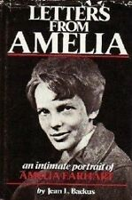 Jean L. Backus~LETTERS FROM AMELIA~SIGNED 1ST/DJ~NICE COPY