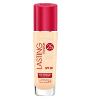 RIMMEL LASTING FINISH 25H FOUNDATION WITH SPF 20 400 NATURAL BEIGE 30ML