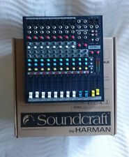 Soundcraft Analogue Pro Audio Mixers for Studio/Recording