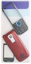 NUOVO!! Rosso Alloggiamento / Fascia / Coperchio / Custodia per Nokia 5130 XpressMusic
