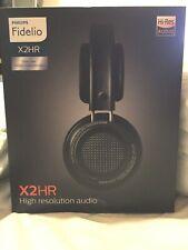 Philips Fidelio X2HR headphones BRAND NEW SEALED