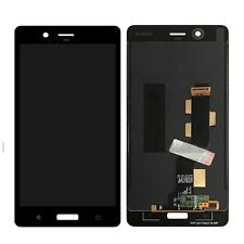DISPLAY LCD + TOUCH SCREEN ORIGINALE NOKIA PER 8 N8 NERO SCHERMO TA-1012 VETRO