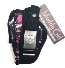 "Walther p-22 With 3.4"" Barrel Muddy Girl Gun holster"
