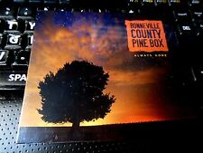 Always Gone by Bonneville County Pine Box (CD 2015, Independent) NEW alt country