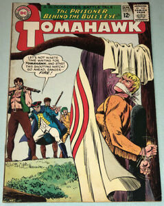 Tomahawk #97 VG 1965 DC Comic Book Silver Age Western