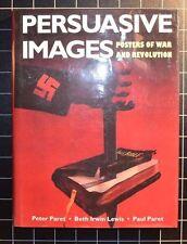PERSUASIVE IMAGES - PARET/LEWIS - H/C - 233pp. - PRINCETON UNIV. PRESS - 1992