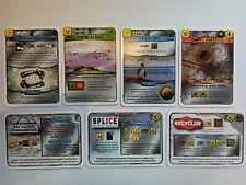 7 x Terraforming Mars Board Game Promo Cards Set spares or together BRAND NEW