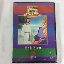 The Animated Stories from the New Testament He Is Risen Nest DVD Cartoon Movie