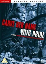 CARVE HER NAME WITH PRIDE (SPECIAL EDITION) [DVD] NEW & SEALED