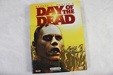 Romero's DAY OF THE DEAD Anchor Bay 2-Disc Widescreen Collection DVD w/ Notebook